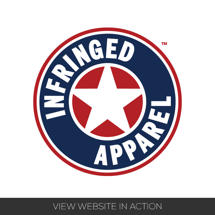 Infringed Apparel - Logo